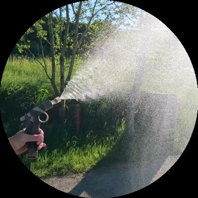 Sprühpistole Gartensegen